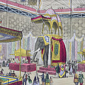 Great Exhibition, 1851 Indian by English School