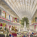 Great Exhibition, 1851 South Transept by English School