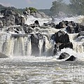 Great Falls Of The Potomac River by William Kuta
