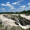 Great Falls On The Potomac by Robert McCulloch