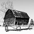 Great Grandfather's Barn by Lori Dobbs