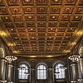 Great Hall St. Louis Central Library by Jane Linders