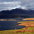 Lakes Of Ireland, Waterville, County Kerry by Aidan Moran