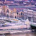 Great Market Hall Budapest by Joan Carroll