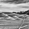 Great Sand Dunes 1 by Ron White