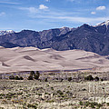 Great Sand Dunes by Erika Weber