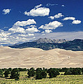 Great Sand Dunes I by Buddy Mays