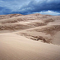 Great Sand Dunes National Park In Colorado by Brett Pfister