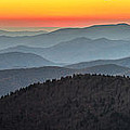 Great Smoky Mountains National Park Sunset by Pierre Leclerc Photography