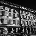 Great Southern Hotel Originally The Railway Hotel Built In 1845 On Eyre Square Galway City County Galway Republic Of Ireland by Joe Fox