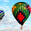 Great Texas Balloon Races by Kathy  White