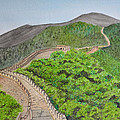 Great Wall Of China by Swati Singh