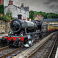 Great Western Locomotive by Adrian Evans