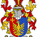Greaves Coat Of Arms Irish by Heraldry