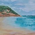 Grecian Sea by Donna Blackhall