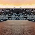 Greece Double Vision #154 by Evan Peller