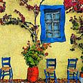 Greek Corner 1 by George Rossidis