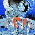 Greek Goddesses by Lucia Hoogervorst