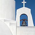 Greek Island Church by Stelios Kleanthous