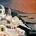 Greek Isles by Marilyn Smith