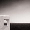 Greek Mediterranean Sea - Horizon And Architecture by Alexander Voss