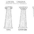 Greek Orders by Stuart Leeds