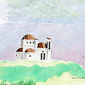 Greek Orthodox Church by J Darrell Hutto