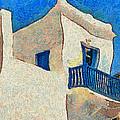 Greek Village 27 by George Rossidis
