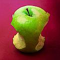 Green Apple Core 2 by Alexander Senin