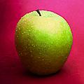 Green Apple Whole 2 by Alexander Senin