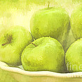 Green Apples by Linda Blair