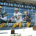 Green Bay Packers Lambeau Field by Joe Hamilton
