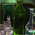 Green Bottle by Thomas Woolworth