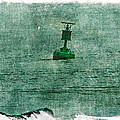 Green Buoy - Barnegat Inlet - New Jersey - Usa by Mother Nature