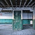 Green Door by John Carocci