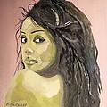 Green Girl  by Roger Medcalf
