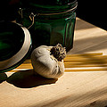 Green Glass And Garlic by Mark McKinney