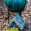 Green Globe by Douglas Barnett