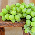 Green Grapes by Mary Deal