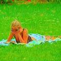 Green Grass Girl by Alice Gipson