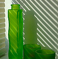 Green Green Glass by Randi Grace Nilsberg