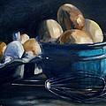Green Hill Farms Fresh Eggs by Donna Tuten