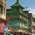 Green House At The Marketplace by John Hoey