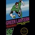 Green Lantern - Box Art by Brand A