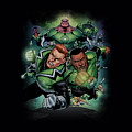 Green Lantern - Corps #1 by Brand A