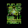 Green Lantern - Fueled by Brand A