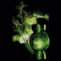 Green Lantern - Lantern Light by Brand A