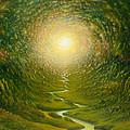 Green Light by Karma Moffett
