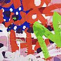 Green M by Richard J Cassato