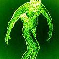Green Man Arises by Genio GgXpress